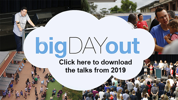 Big Day Out Talks