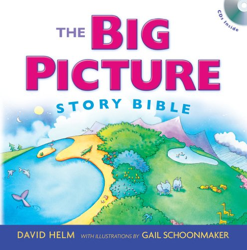 Big Picture Bible Story frontcover