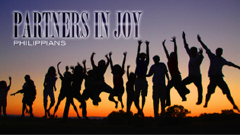 Philippians - Partners in Joy